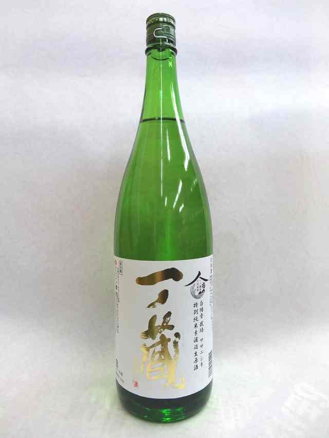 一ノ蔵 特別純米素濾過生原酒 1800ml