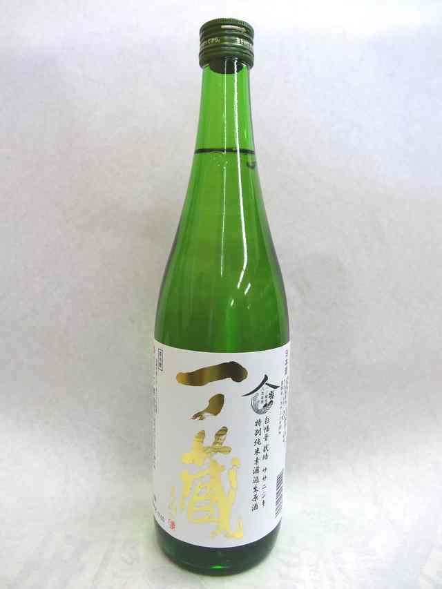 一ノ蔵 特別純米素濾過生原酒 720ml