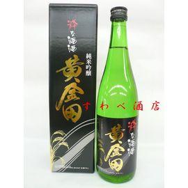 粋な酒酒(イキなササ) 黄金田(こがねだ) 純米吟醸 720ml
