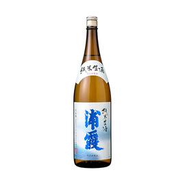 浦霞 純米生酒 1800