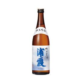 浦霞 純米生酒 720