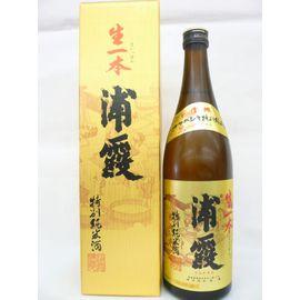 浦霞 特別純米酒 生一本
