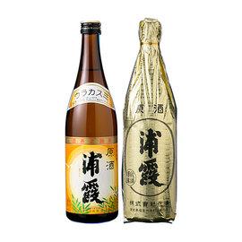 浦霞 原酒 720ml