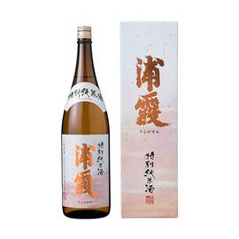 浦霞 特別純米酒 1800ml