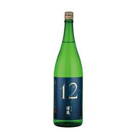 浦霞 No.12 純米吟醸酒 1800ml